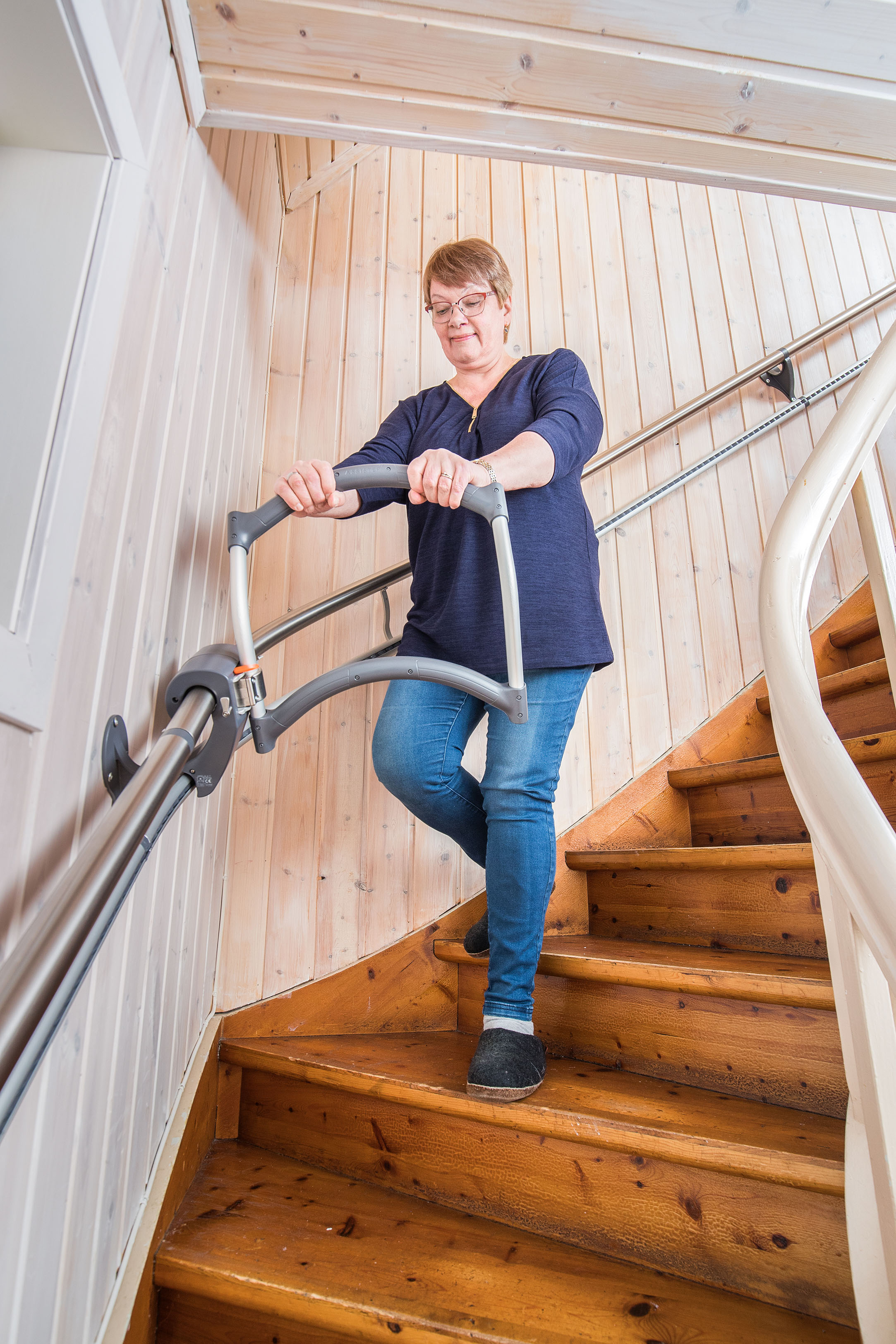 Stair Lift Alternative Stairs Mobility
